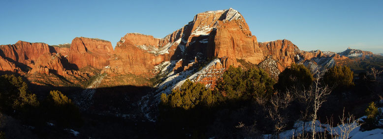 Kolob Canyons im Zion National Park, Utah
