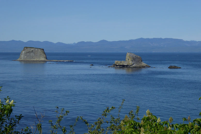Neah Bay: Seal Rock and Sail Rock