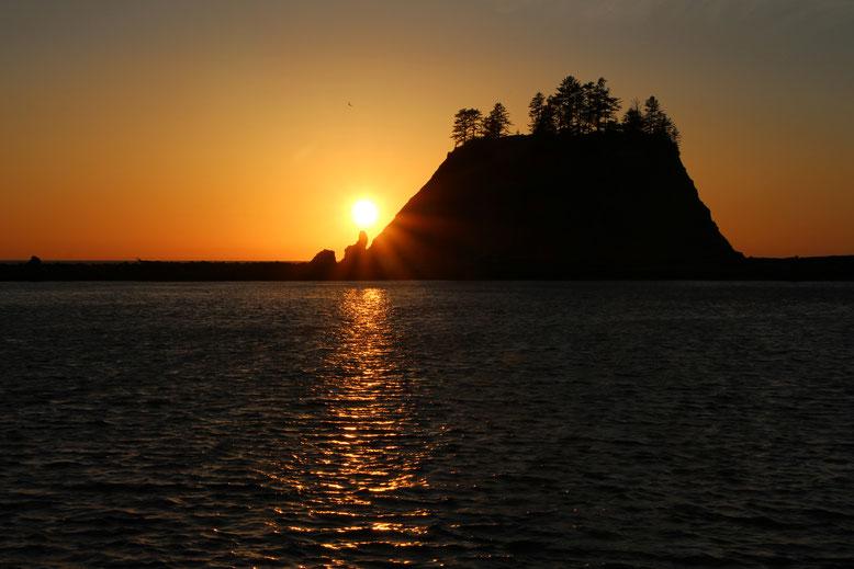 Little James Island - Sunset