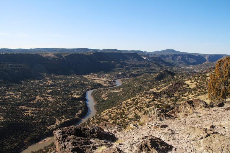 White Rock Overlook: Rio Grande