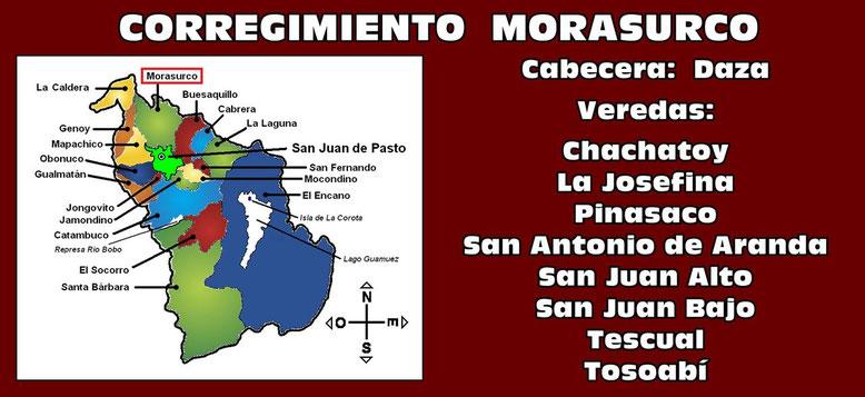 Corregimiento de Morasurco - Pasto