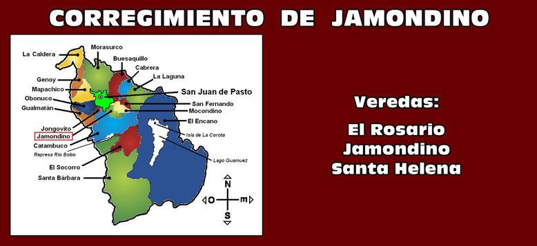 Corregimiento de Jamondino - Pasto