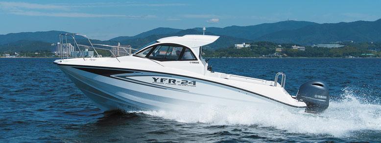 新艇YFR-24得点つき!