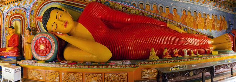 SRI LANKA : Anuradhapura, temple Isurumuniya