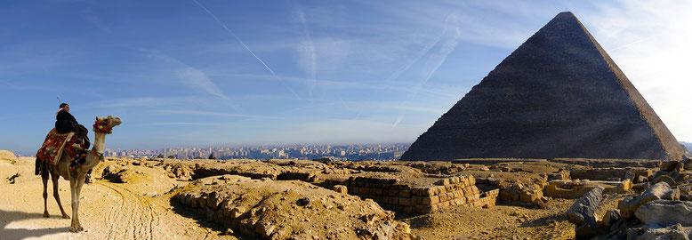 EGYPTE : Gizeh