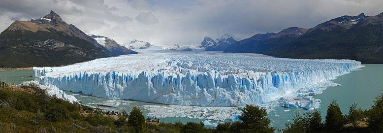 ARGENTINE : Province de Santa Cruz, glacier Perito Moreno
