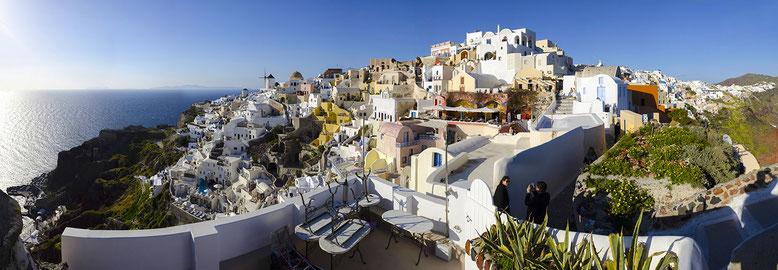 GRECE : Santorin, Oia