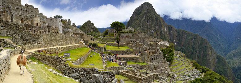 PEROU : Machu Picchu