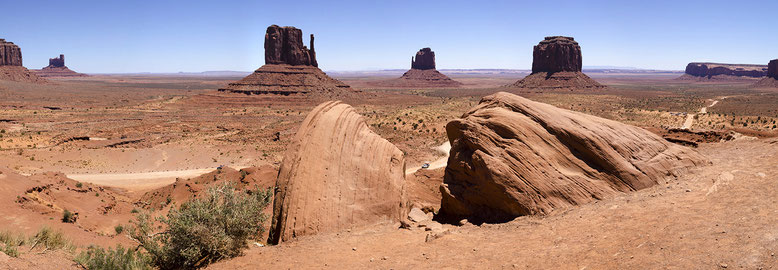 USA : Monument Valley