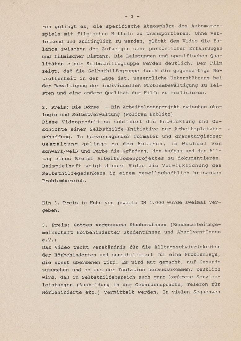 Pressemitteilung Bundesfamilienministerium vom 20.02.1990