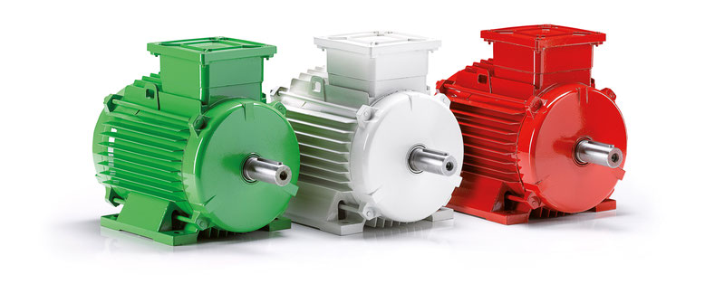 Motoren C Serie, T Serie - ELECTRO ADDA S.p.A. - TECHTOP ADDA MOTOR GmbH