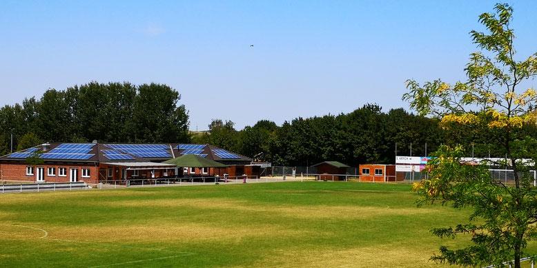 Vereinsgelände SVF Herringen 03 - Foto: Peter Scholz