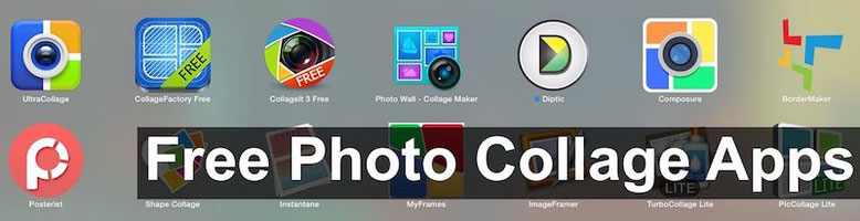 Best free photo collage application software