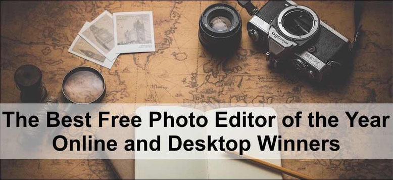 The best free photo editor of the year