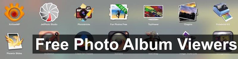 Free photo viewer, image browser and picture organizer
