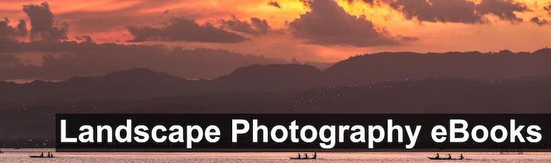 Landscape photography ebooks cover