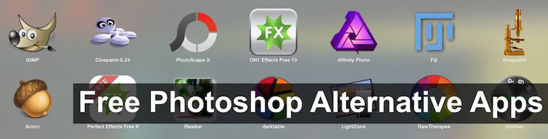The best free Adobe Photoshop alternative applications to download