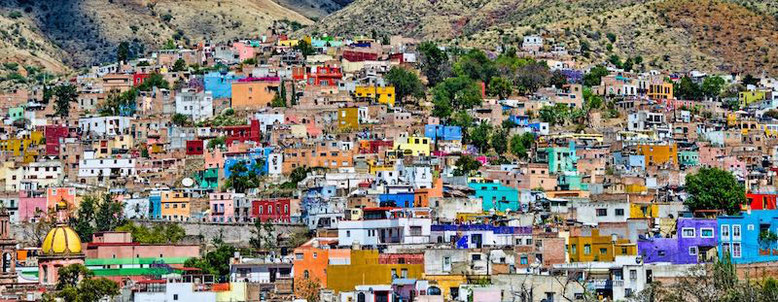 Photo of Guanajuato in Mexico