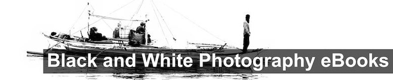 Black and white photography eBooks cover