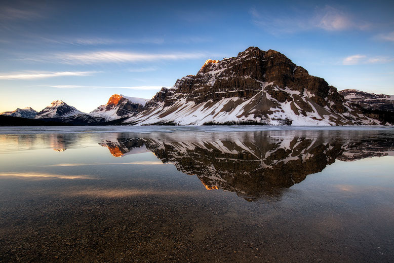 Bow Lake, Icefields Parkway Canada