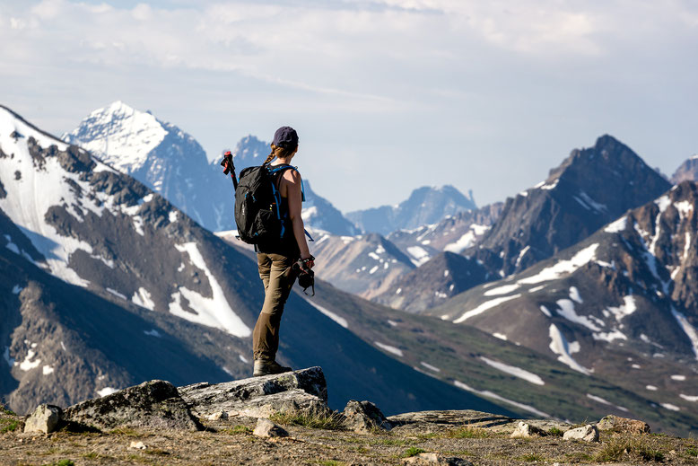 Indian Ridge, Jasper National Park