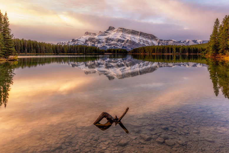 Two Jack Lake, Banff National Park, Canada