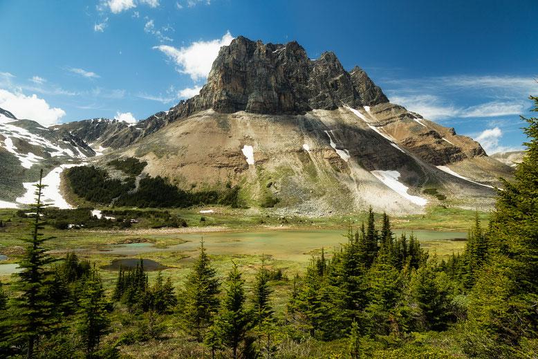 Mount Tekarra - A hiking guide to the Skyline Trail in Jasper National Park