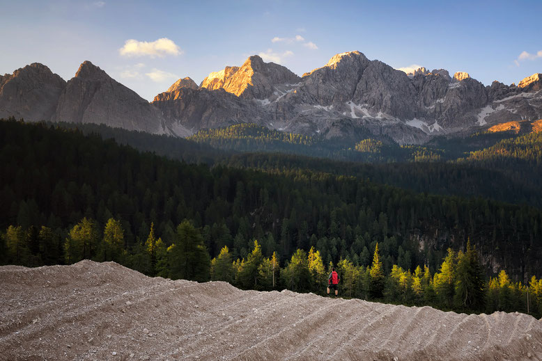 Best Photography Spots in the Italian Dolomites - Riserva Statale Somadida