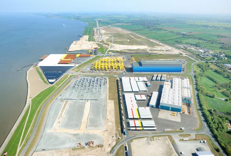 Deutsches Offshore Industrie Zentrum Cuxhaven - 2011