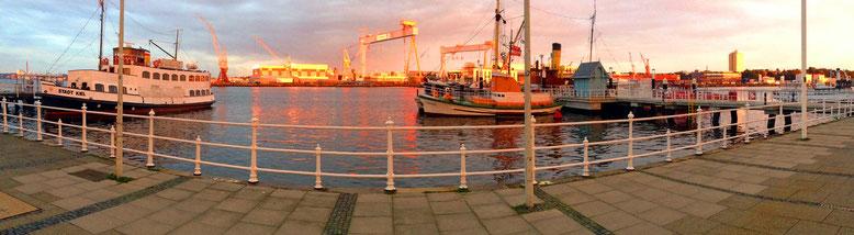Hafen Kiel copyright Claudia Schulze