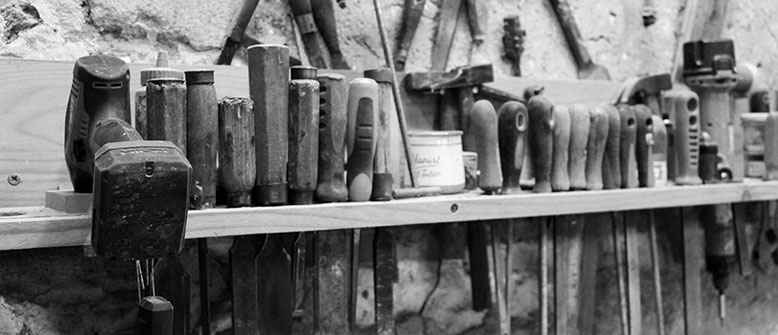 Les outils traditionnels du menuisier Denis Robert, Arti Bois et Façon