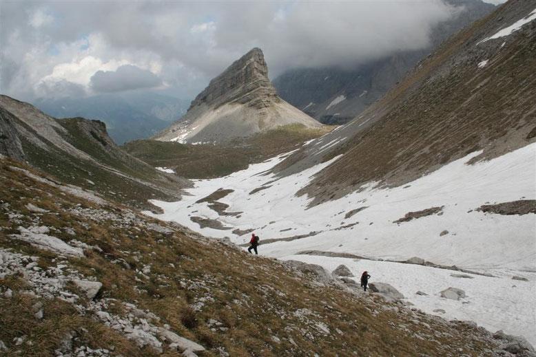 Passo della Gaiarda e Turrion Basso