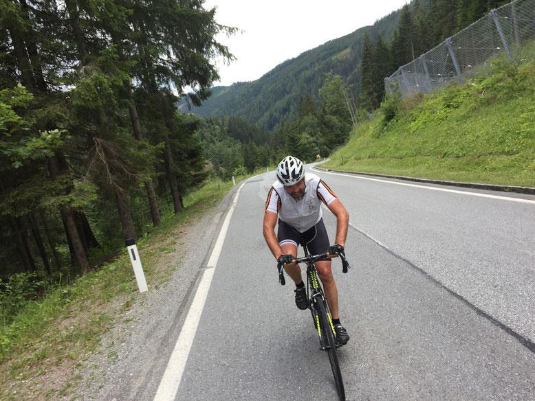 25 Pässe Tour Dynamo Bortshausen 2018