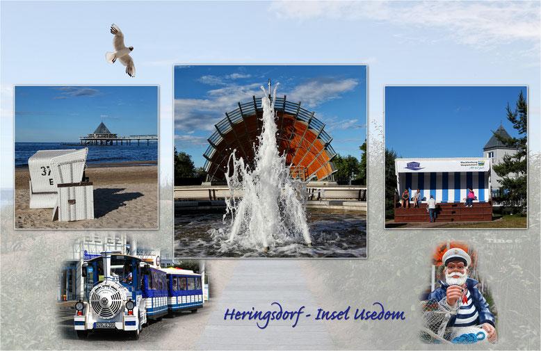 Ansichtskarte Heringsdorf (privat)