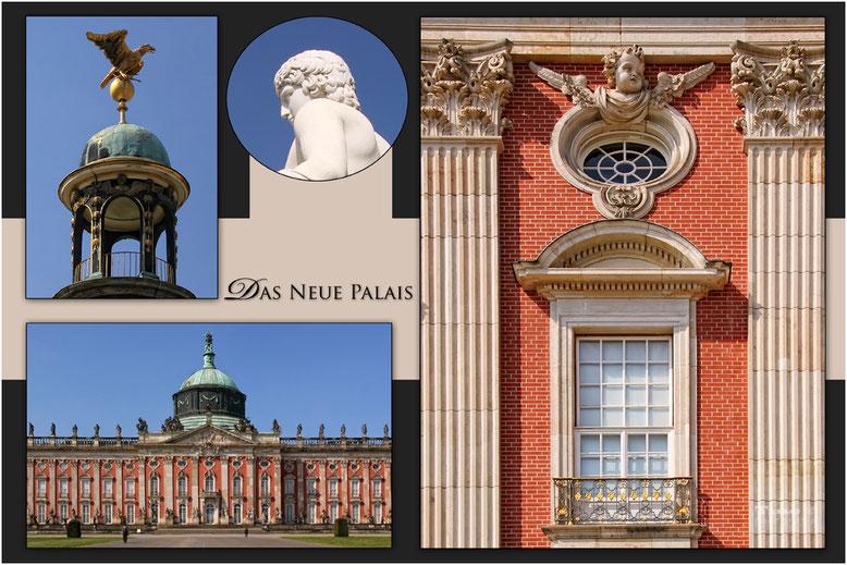 Das Neue Palais - Potsdam