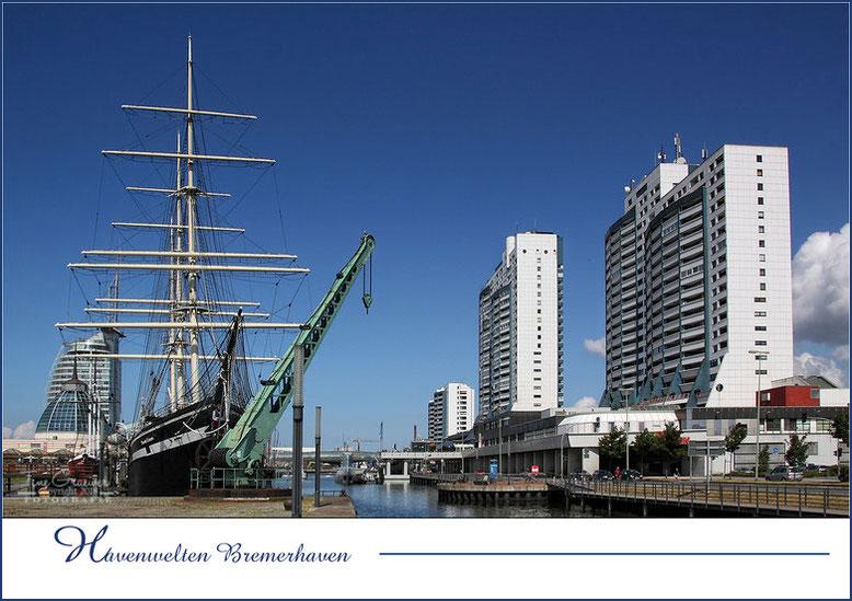 Columbuscenter Bremerhaven (rechts)