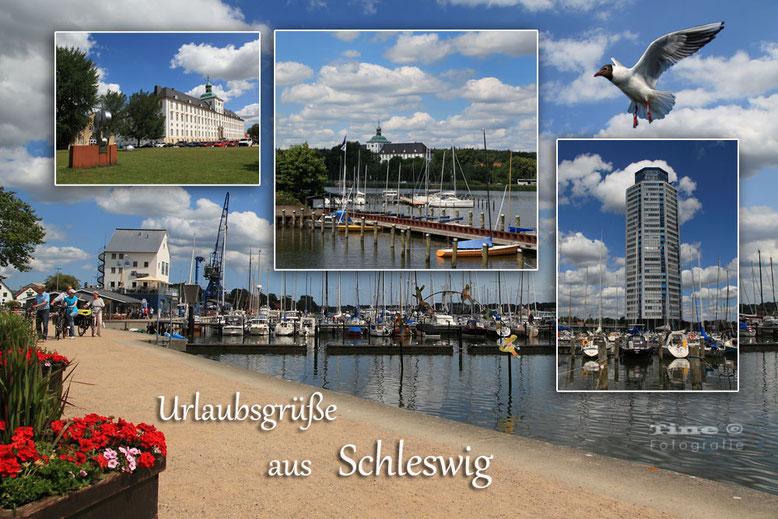 Ansichtskarte Schleswig (privat)