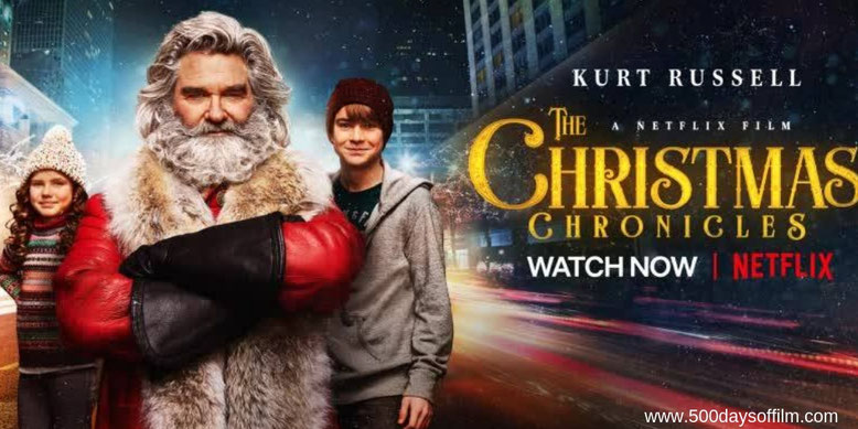 Christmas Chronicles Kate.The Christmas Chronicles 500 Days Of Film