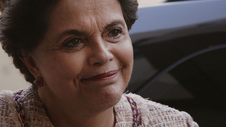 President Dilma in The Edge Of Democracy