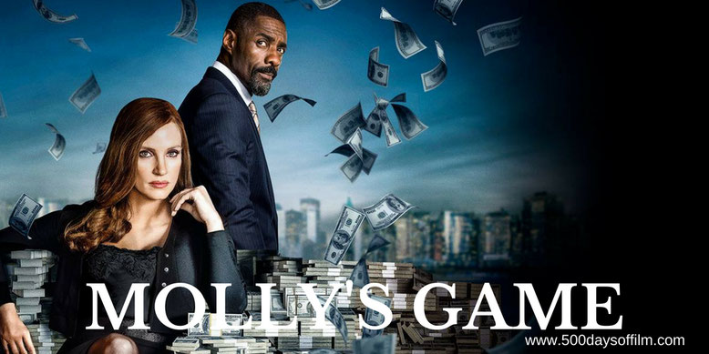 Molly's Game - 500 Days Of Film
