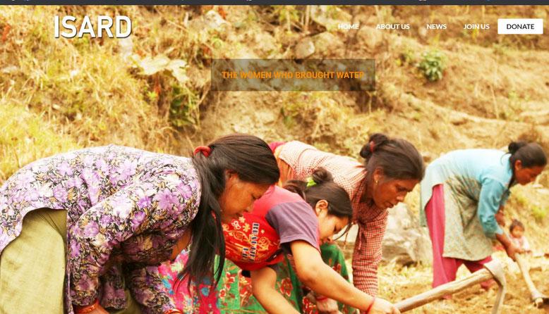 Integrated Self-help Association for Rural Development