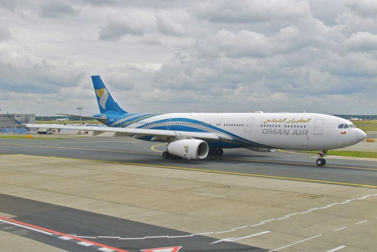 Oman Air Airbus A330