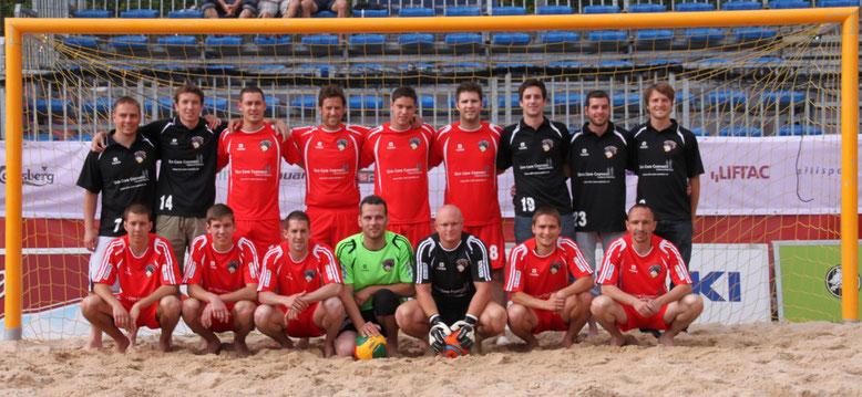 Winti Panthers Kader 2011