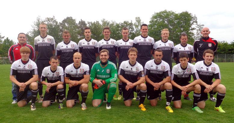 1. Mannschaft SV Distelhausen