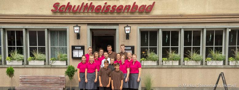 Eröffnung, Schultheissenbad, Huttwil