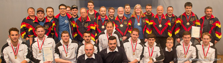 Sportpreis 2017, Huttwil, Clup 88