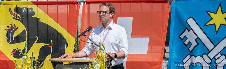 Reto Müller, Stadtpräsidänt, Langenthal,