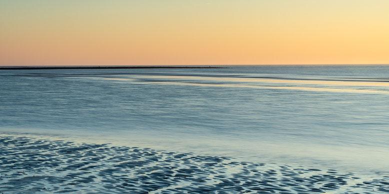 Texel, Noordzeestrand
