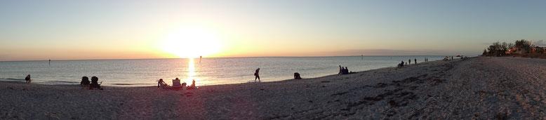 Villa-Catch-The-Sun Sonnenuntergang