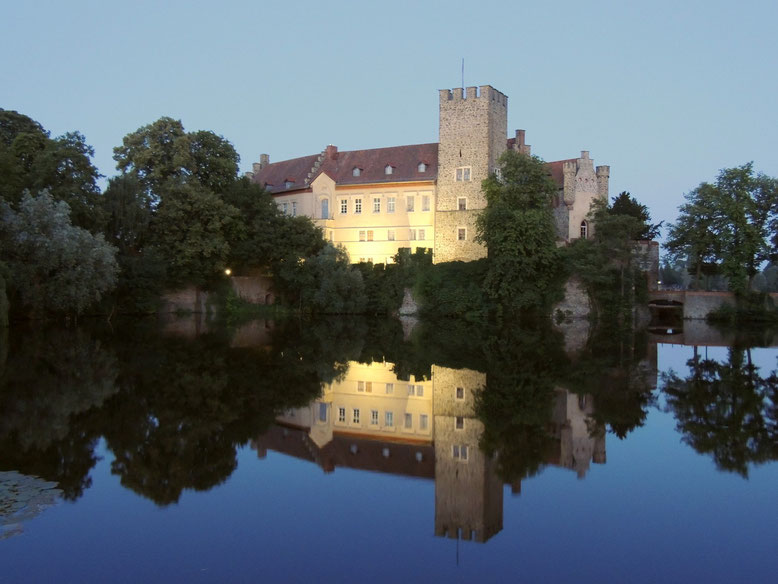 Rund um den Schlosssee fand ein tolles Event statt.